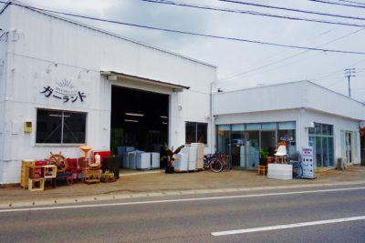 ガーランド松山店