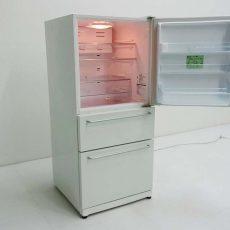 無印良品 ノンフロン 冷蔵庫 M-R25B 246L 2009年製-2